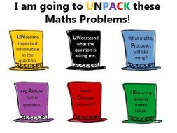 "Problem Solving with Algebra: How to ""UNPACK"" Problems"