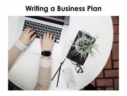Starter For Ten Enterprise Project. Lesson Ten - Writing a Business Plan