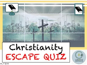 Christianity RE Quiz