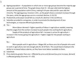 Economics Past Paper 2017 Model Answers - Edexcel