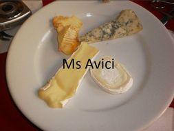 Cheese Platter,