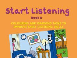 START LISTENING BOOK A