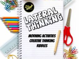 Creative Lateral Thinking Thinking Outside The Box Riddles