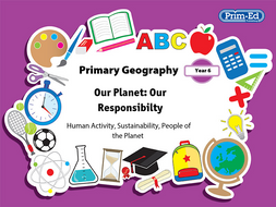 PRIMARY GEOGRAPHY: YEAR 6 EBOOK