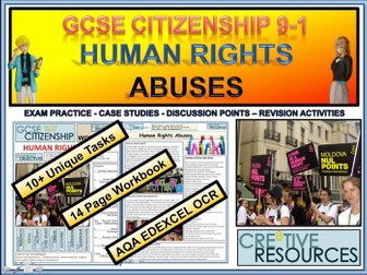 Human Rights Abuses - CIT/C8/WB/25