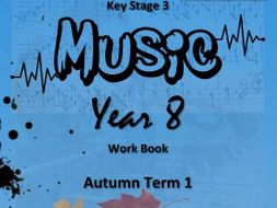 "KS3 MUSIC WORKBOOK: ""BRITPOP"" [AN INTRODUCTION] SoW"