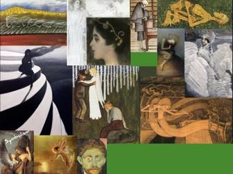 Symbolism Art - Major Artists - 209 Slides - Symbol - Art