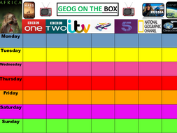 Geog on the BOX Template