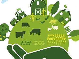 FOOD SUSTAINABILITY - A problem for the future?