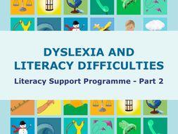 Dyslexia Literacy Support Programme - 2