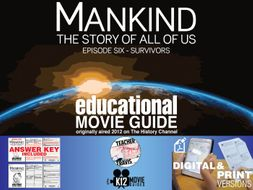 Mankind the Story of All of Us (2012) Survivors (E06) Documentary Movie Guide
