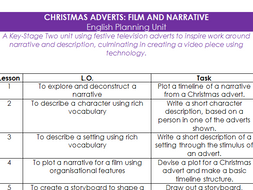 KS2 English: Christmas Adverts Sample