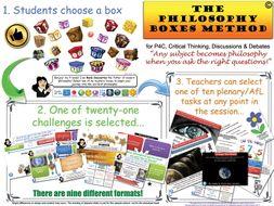 History - Philosophy for Children (P4C) Bundle