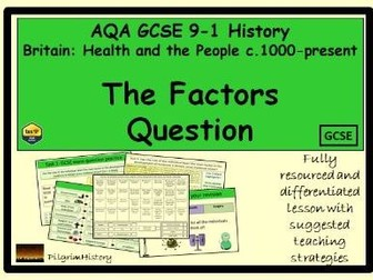 Factor exam question practice AQA 9-1 GCSE