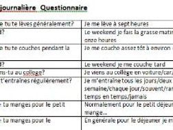 french worksheet about daily routine to prepare for conversation by jac42 teaching resources. Black Bedroom Furniture Sets. Home Design Ideas
