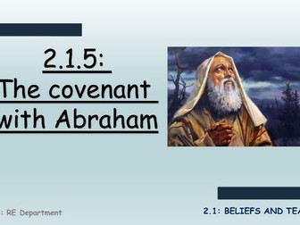 GCSE RS Judaism: The covenant with Abraham