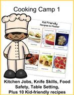 Cooking Camp 1: Cooking for Kids