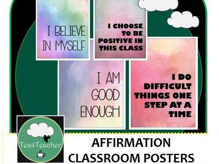 image relating to Printable Motivational Posters referred to as Confirmation Posters for Clroom Demonstrates Printable Motivational Posters Decor