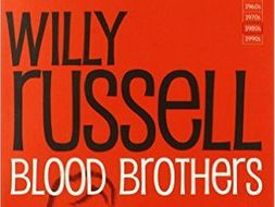 AQA GCSE English Literature style Blood Brothers assessment