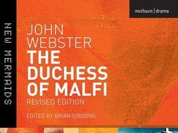 The Duchess of Malfi- Act 1 Analysis