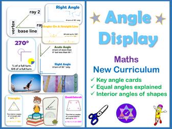 Angle Display KS2