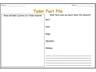 Tudor Fact File