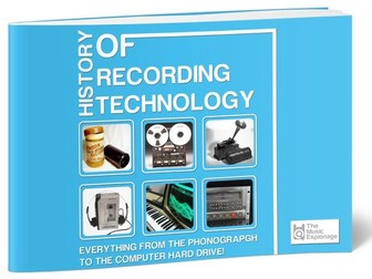 History of Audio Technology - FULL LESSON