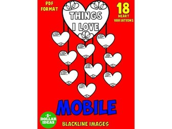 VALENTINES DAY ACTIVITIES   MOBILE