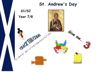 Saint Andrew's Day