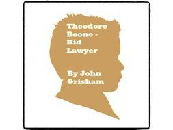 Theodore Boone - (Reed Novel Studies)