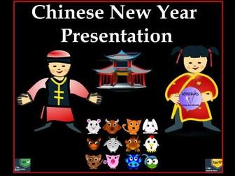 Chinese New Year 2018 Presentation