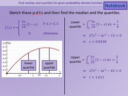 AS level Further Maths all Statistics Content for AQA