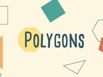 Polygons Video: 2D Shape Properties
