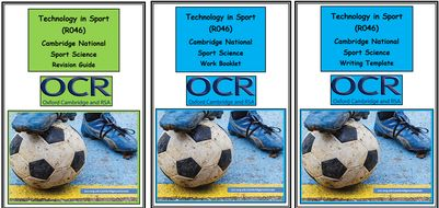 OCR Cambridge National in Sport Science - R046 Sports Technology Bundle