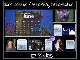 June Presentation