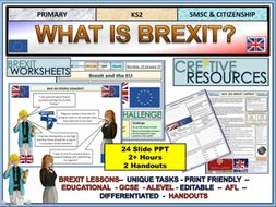 What is Brexit ? - Primary KS2