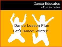 Dance Lesson Plan: Let's Dance Winter!