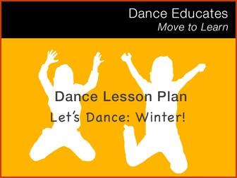 Dance Lesson Plan: Let's Dance Winter!