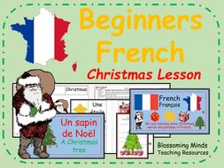 french lesson and resources ks2 christmas noel by blossomingminds teaching resources. Black Bedroom Furniture Sets. Home Design Ideas
