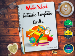 Template bundle