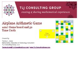 Airplane Arithmetic Game