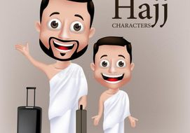 A Hajj presentation PowerPoint which is interactive, modern, engaging for KS1/2/3/4
