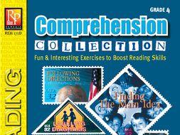 Comprehension Collection (Grade 4)