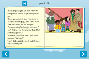 Muggins Goes Missing - Interactive Storybook - Bonfire Night KS1