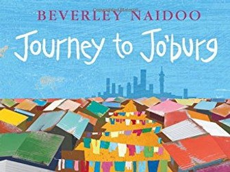 Journey to Jo'Burg Teaching Powerpoint
