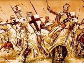 KS3 History Scheme of Work:  Crusades
