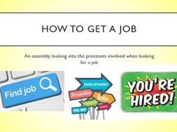How to get a Job Assembly/Lesson