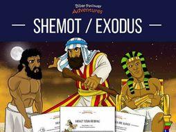 Shemot | Exodus: Torah Portion Activity Book