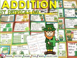 ST PATRICK'S DAY ADDITION SCOOT