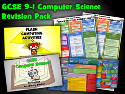 GCSE 9-1 Computer Science Revision Pack